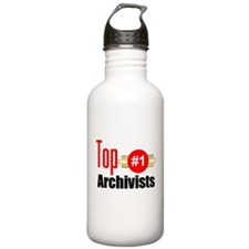 Top Archivists Water Bottle