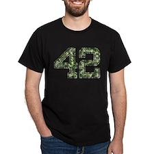 42, Vintage Camo T-Shirt