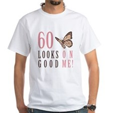 60th Birthday Butterfly Shirt