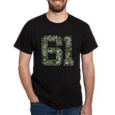 61, Vintage Camo T-Shirt