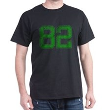 82, Green, Vintage T-Shirt
