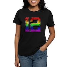 12, Gay Pride, Tee