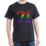 71, Gay Pride, T-Shirt