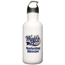 Marketing Director (Worlds Best) Water Bottle