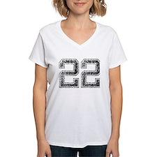 22, Vintage Shirt