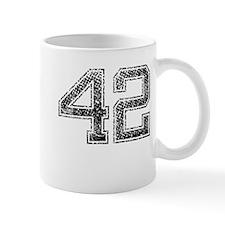 42, Vintage Mug