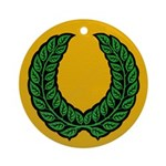 Laurel Medallion (gold)