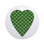 Midrealm Dragon's Heart (white)
