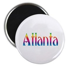 "Atlanta 2.25"" Magnet (100 pack)"