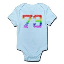 73, Gay Pride, Infant Bodysuit