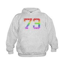 73, Gay Pride, Hoodie