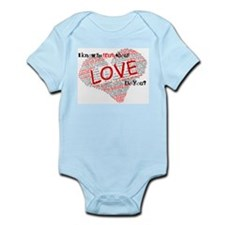 The Truth about Love Infant Bodysuit