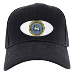 LA State Police Air Unit Black Cap