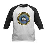 LA State Police Air Unit Kids Baseball Jersey