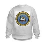 LA State Police Air Unit Kids Sweatshirt