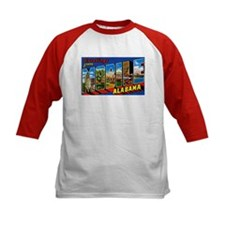 Mobile Alabama Greetings (Front) Tee