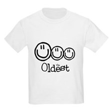 The Oldest (3) T-Shirt