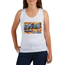 Little Rock Arkansas Women's Tank Top