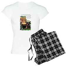garden rottweiler 1.png Pajamas