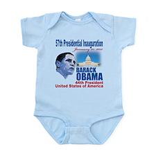 57th Presidential Inauguration Infant Bodysuit