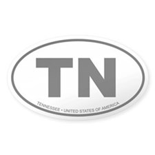 Tennessee Oval Decal