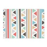 Indie Stripes 5'x7'Area Rug