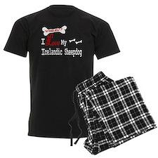 NB_Icelandic Sheepdog pajamas