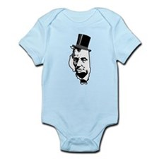 Abraham Lincoln Infant Bodysuit