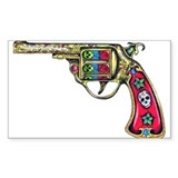 Tattooed Handgun Decal