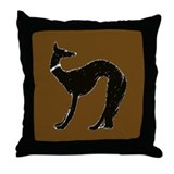 Zoi Throw Pillow