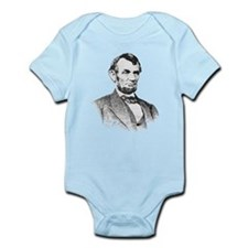 President Lincoln Infant Bodysuit