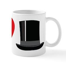I Love Tophats Mug