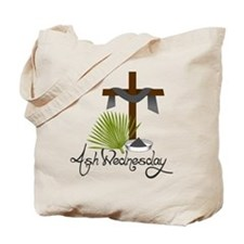 Ash Wednesday Tote Bag