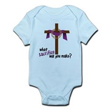 What Sacrifice will you make? Infant Bodysuit