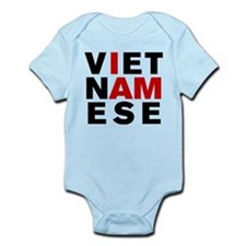 I AM VIETNAMESE Infant Bodysuit