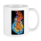 Koi Blk Coffee Mug
