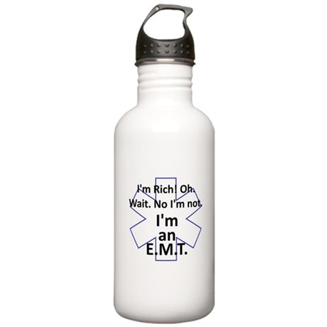Rich EMT Stainless Water Bottle 1.0L