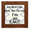 Rich EMT Framed Tile