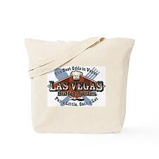 Las Vegas Buffet Tables Tote Bag