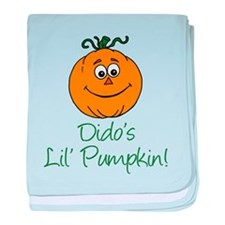 Dido LIttle Pumpkin baby blanket