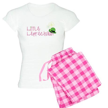 Little Leprechaun Women's Light Pajamas