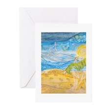 It Was Then That I Carried You Greeting Cards (Pk