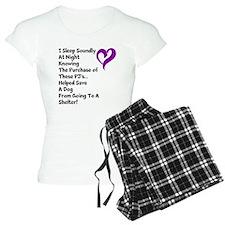 Helpful Heart Pajamas