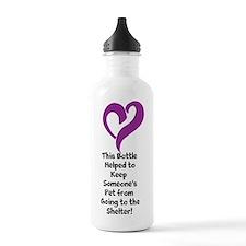 Helpful Heart Water Bottle