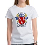 Leechman Coat of Arms Women's T-Shirt
