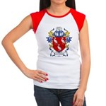 Leechman Coat of Arms Women's Cap Sleeve T-Shirt