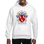 Leechman Coat of Arms Hooded Sweatshirt
