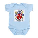 Leechman Coat of Arms Infant Creeper