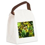 .yellow oncidium. Canvas Lunch Bag