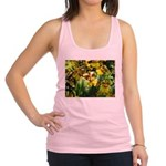 .yellow oncidium. Racerback Tank Top